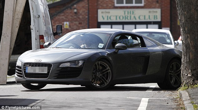 Audi San Francisco >> One Directions Harry Styles Incredible Sports Car Collection Is Insane