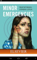 Screenshot of Minor Emergencies