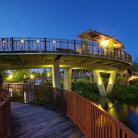by Ken Goh - Buildings & Architecture Bridges & Suspended Structures