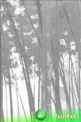 Bamboo Theme Grey