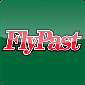 Cover art FlyPast Magazine