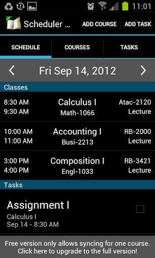 School Scheduler - Lite