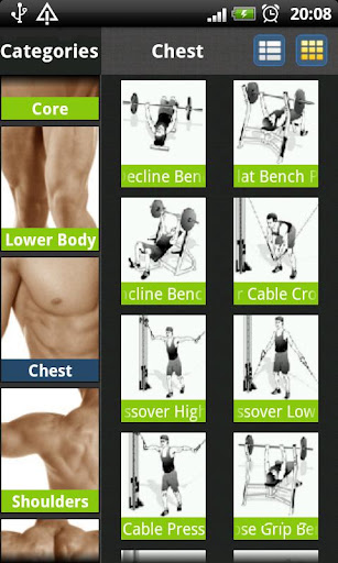 Body Exercise BMI