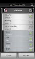 Screenshot of Speeq Spanish   English free