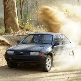 Quick Ford Laser by Jefferson Welsh - Sports & Fitness Motorsports