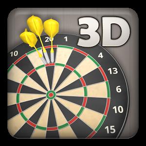 Cover art Darts 3D
