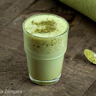 Green Tea Latte Recipes