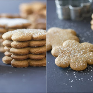 Finnish Christmas Gingerbread Biscuits