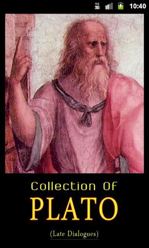 Plato Late Dialogues