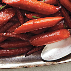 Tom Colicchio's Roasted Glazed Carrots