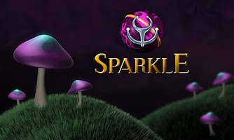 Screenshot of Sparkle