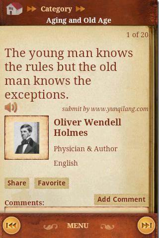 【免費書籍App】Brilliant Quotes-APP點子