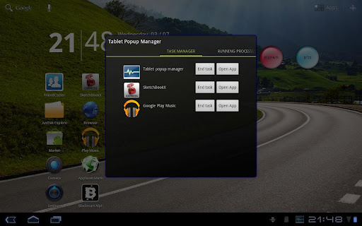 Popup Manager LITE