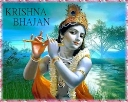 Screenshot of Krishna Bhajan