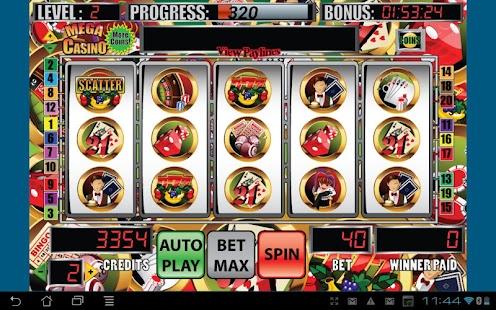 Slot machine Schlüssel app