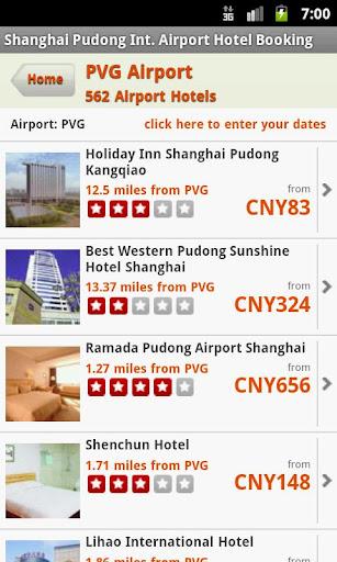 Hotels Near Shanghai Airport
