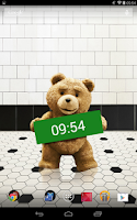 Screenshot of TED Live Wallpaper