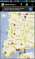 Screenshot of What's Around Me (with Hotels)