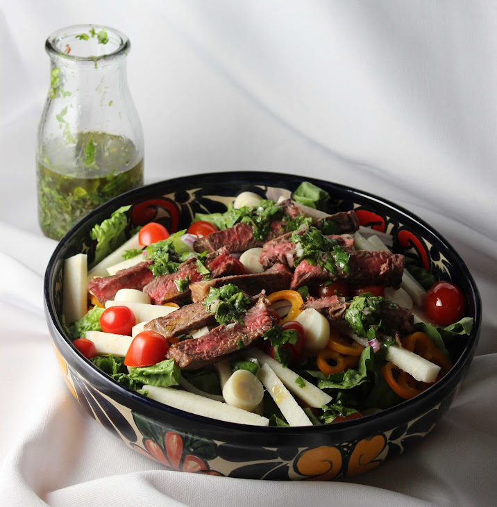 Chimichurri Steak Salad Chimichurri Steak Salad