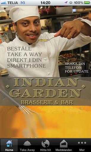 Indiangarden Takeaway