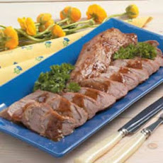 Onion Pork Tenderloins Recipe