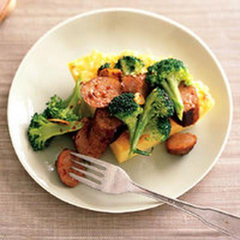 10 Best Italian Broccoli Pie | Italian Sausage, Broccoli Salad and ...