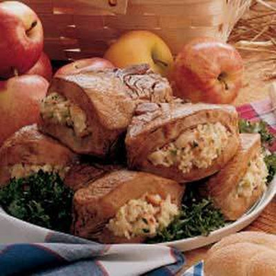 Apple-Stuffed Pork Chops 2