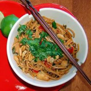 Warm Asian Noodle Salad Recipes