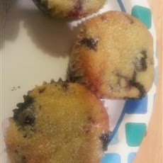 Best Lactose Free Blueberry Muffins