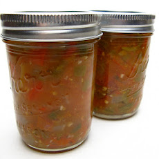 Six Pepper Salsa