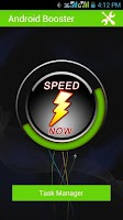 Screenshot of Android Memory CPU Speed Tuner