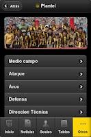 Screenshot of C.A.Peñarol - Oficial