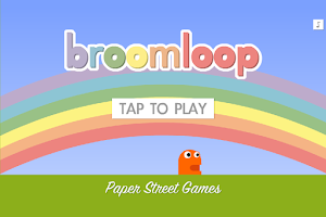 Screenshot of Broomloop