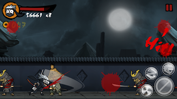 Screenshot of Ninja Revenge