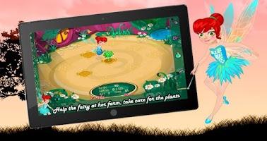 Screenshot of Fairy Farmer: Farm Garden