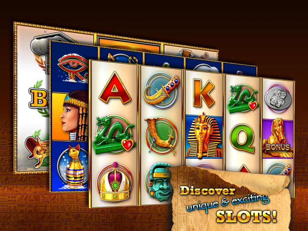 Slots - Pharaoh's Way Screenshot 7