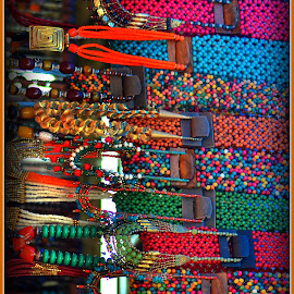 Beads by Prasanta Das - Artistic Objects Clothing & Accessories ( colorful, beads, necklaces )
