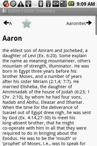 【免費書籍App】BKS Easton's Bible Dictionary-APP點子