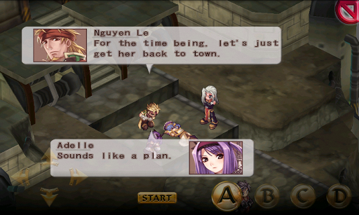 RPG Blazing Souls Accelate - screenshot