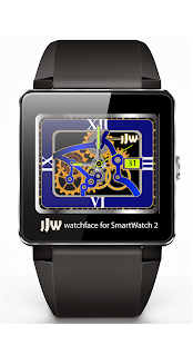 JJW Animated Gear Watch 3 SW2 - screenshot