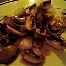 Classic sauteed wild mushrooms