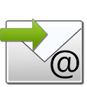 InCall To Email icon