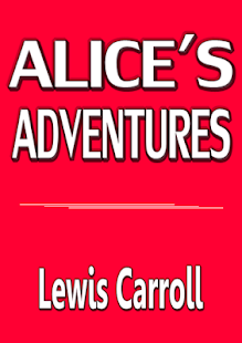Alice in Wonderland -L Carroll - screenshot