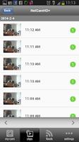 Screenshot of Belkin NetCam