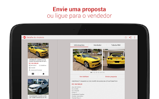Screenshot of WebMotors - Comprar e Vender
