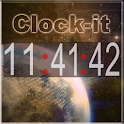 Clock-it Lite icon