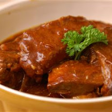 Slow-Cooked Country Ribs in Gravy
