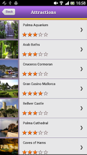 Mallorca Offline Travel Guide - screenshot