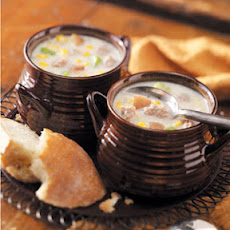 Sausage Corn Chowder Recipe