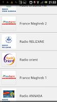 Screenshot of Algerie Live Radio